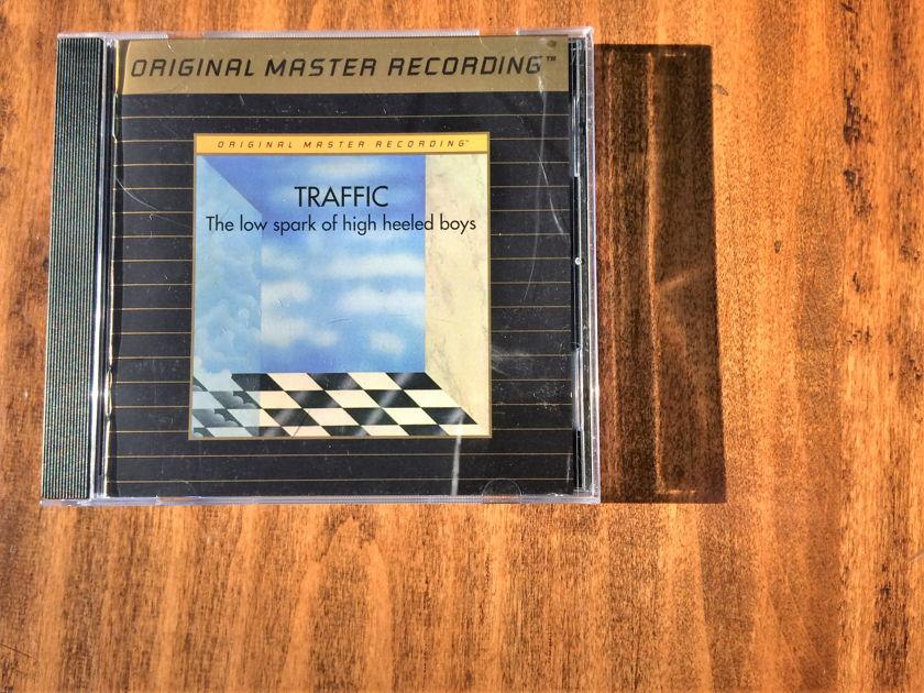 TRAFFIC:The Low Spark Of High Heeled Boys - MFSL GOLD UDCD 609