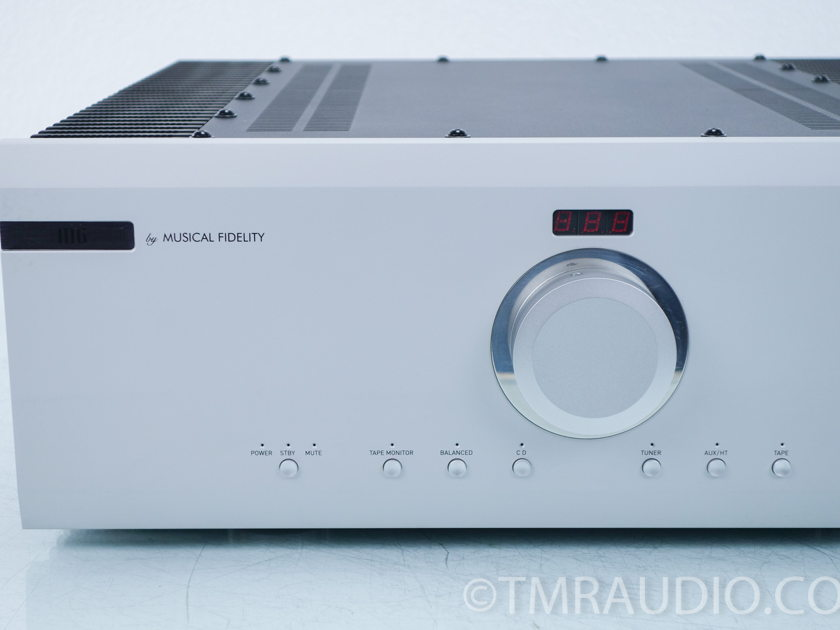 Musical Fidelity M6 500i Dual Mono Integrated Amplifier (7957)