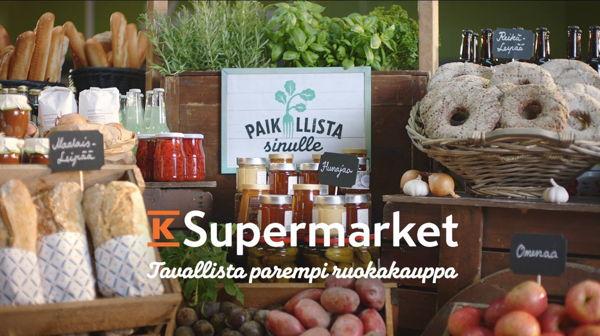 K-Supermarket Manhattan City, Turku