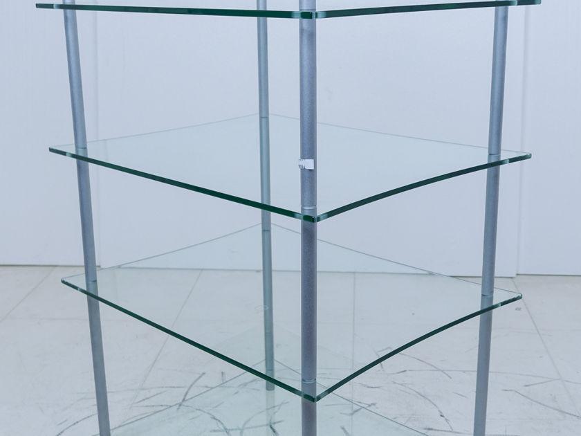 Quadraspire EVO 5 Level Glass Rack (9044)