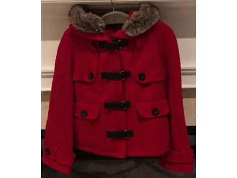 MNG Pea Coat