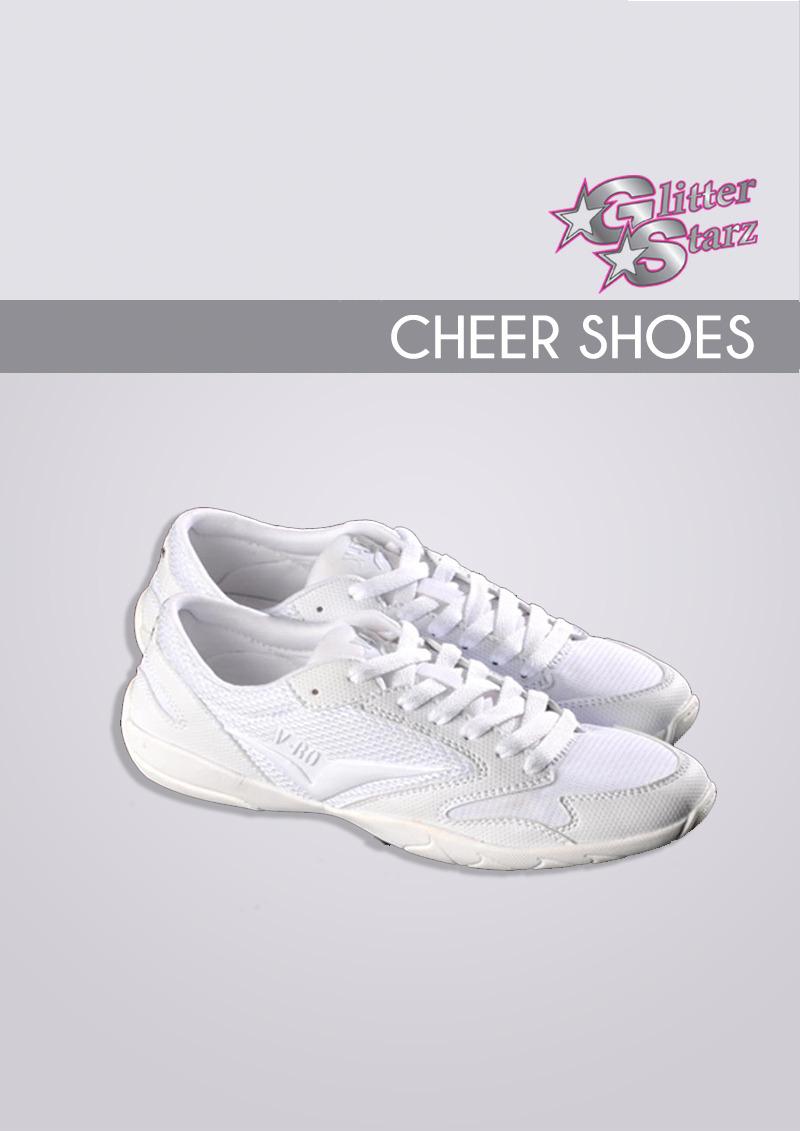 custom cheer shoes no limit glitterstarz white vro adrenaline