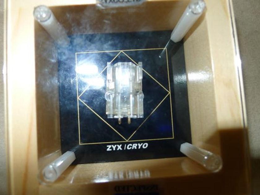 ZYX Co. Airy 3s SB, ZN Cryo Silver