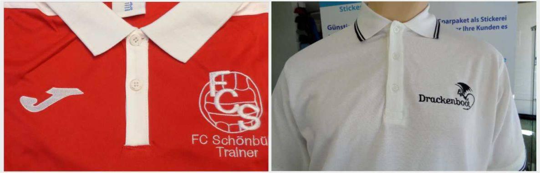 Poloshirt für Damen und Herren Hochwertig mit Logo bestickt Fc Schönbuhl und Drachen boat.jpg