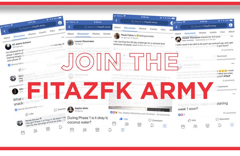 FitazFK Facebook Army