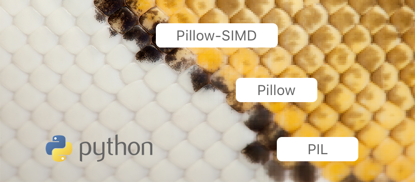 Python Image compression and python image resize with PIL, Pillow and Pillow-SIMD.