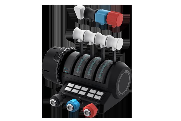 module throttle quadrant