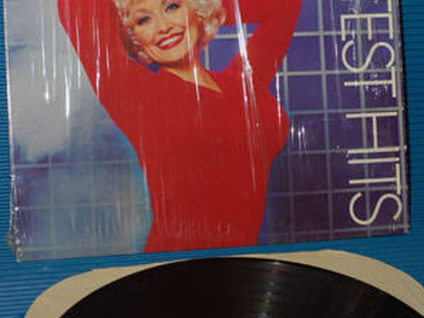 "DOLLY PARTON -  - ""Greatest Hits"" -  RCA 1982 hot side 1!"
