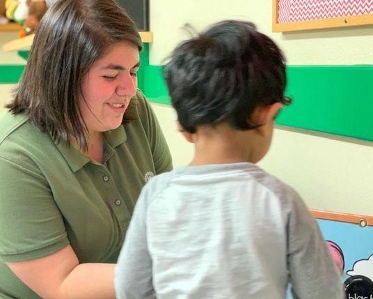 Ms. Rivapalacio , Early Preschool Assistant Teacher