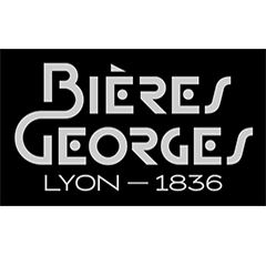 logo bière Georges collaboration zéro déchet
