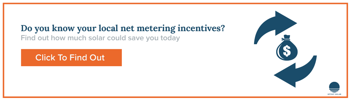 Do you know your local net metering incentives?