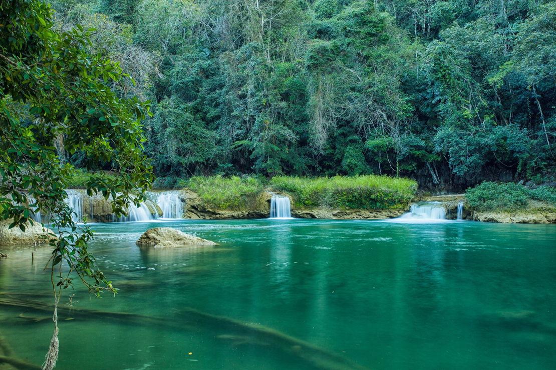 Belize prales
