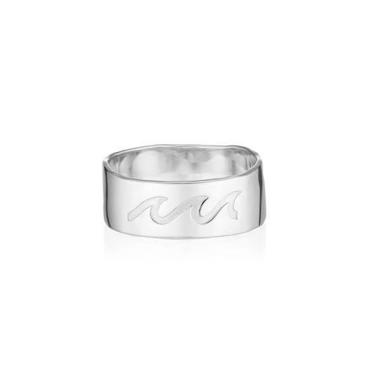 Серебряное кольцо Poseidon