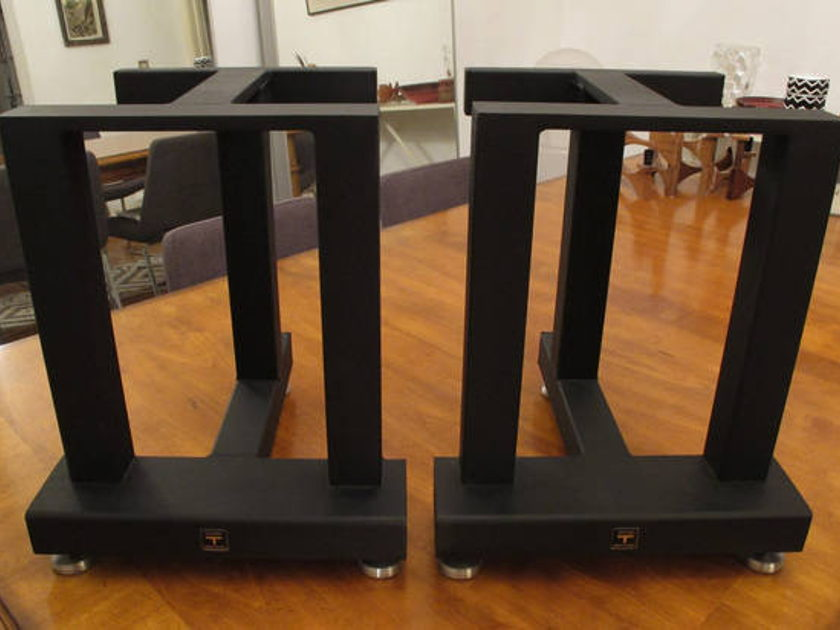 "Sound Anchor 3 Post Speaker Stands 18"" - MINT - for Harbeth Compact 7's"