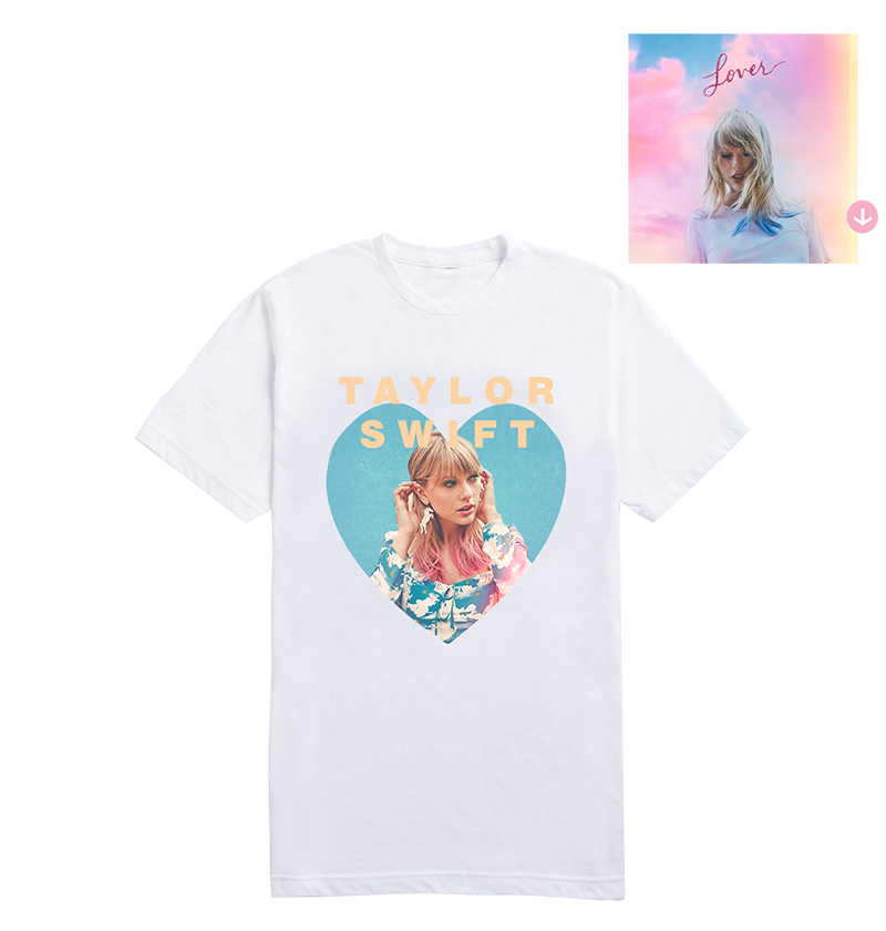 CAPITAL ONE EXCLUSIVE TAYLOR SWIFT T-SHIRT