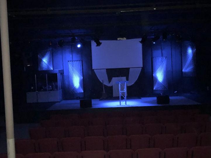 Modern Church Space