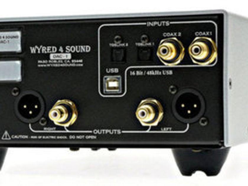 Wyred 4 Sound dac-1 (ess 9018dac) reference digital converter