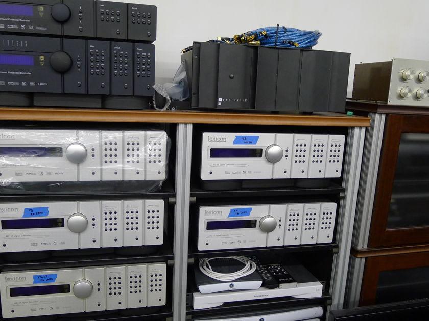 Lexicon Surround Processor #1 MC-12B v5.00EQ w/ Room EQ Card  near San Francisco...................