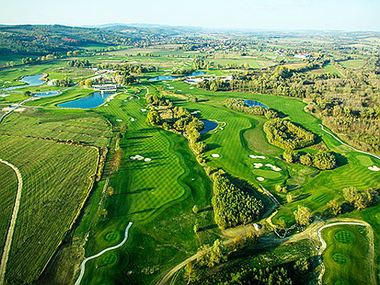 Visp - The Zala Springs Golf Resort offers an inviting investment prospect with luxury apartments and an exclusive golf course near Lake Balaton in Hungary.