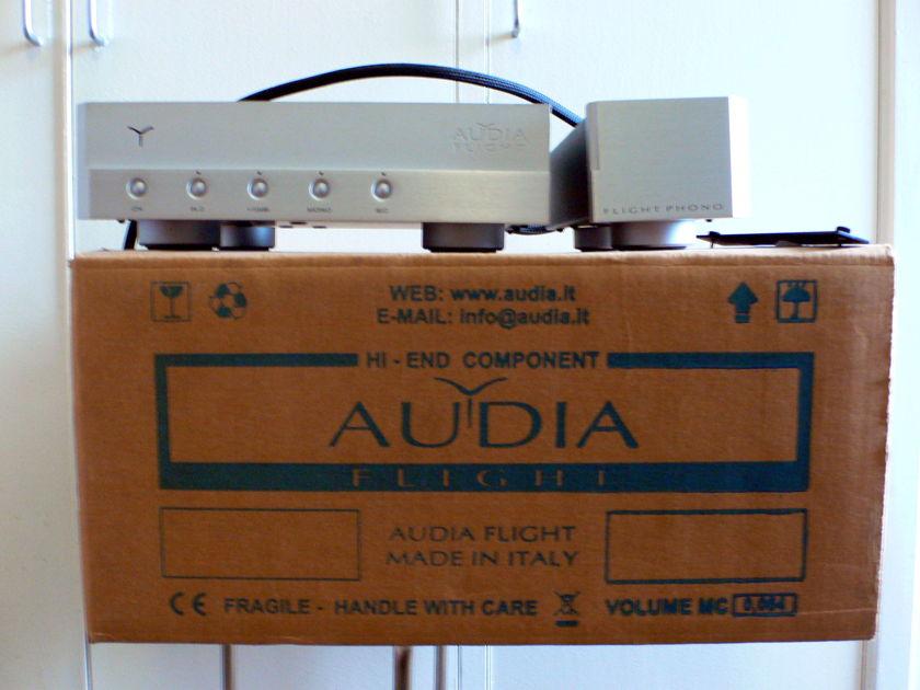 Audia Flight Phonostage Phono Pre