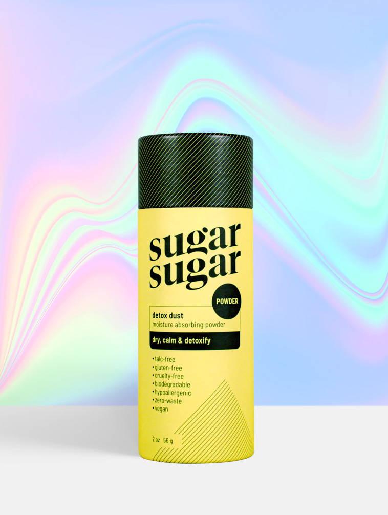 Sugar Sugar Wax Detox Dust body powder product