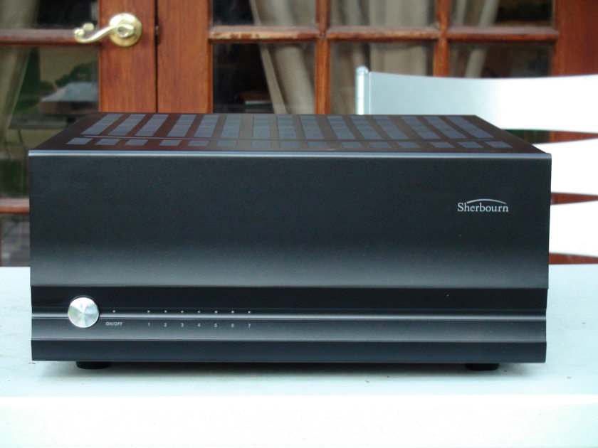 Sherbourn  PA 7-150 7 channel amplifier