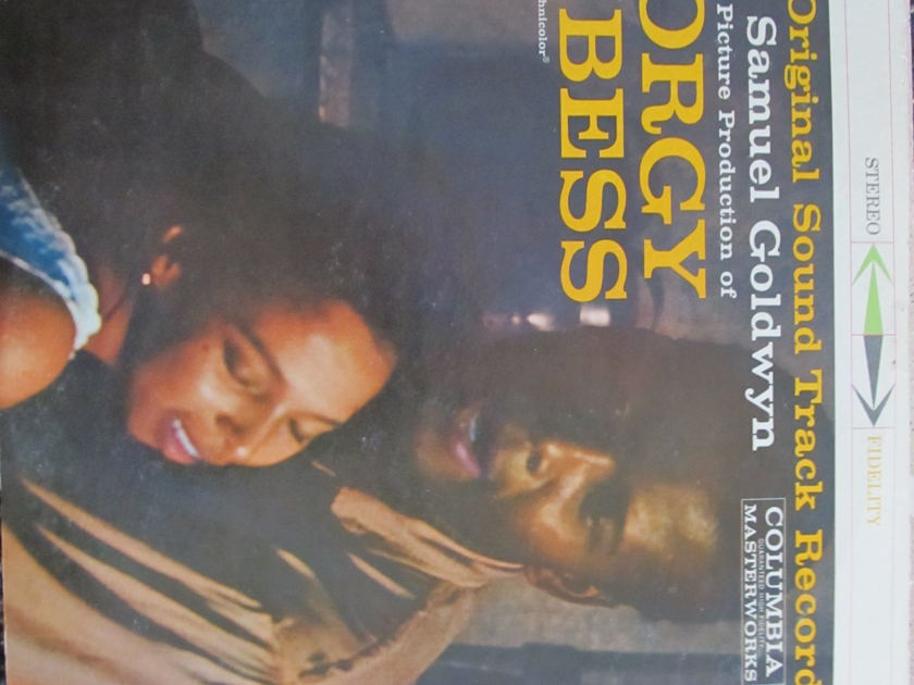 Ella Fitzgerald and Louis Armstrong - Porgy and Bess Lot of 2, Motion Picture Soundtrack and Louis/Ella