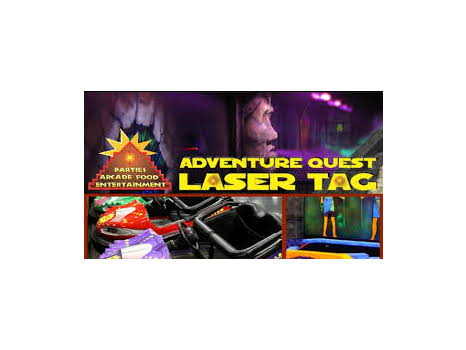 Adventure Quest Laser Tag Party Pack