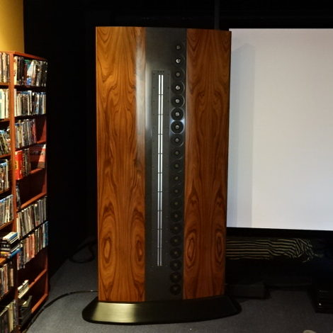 GENESIS 1, Massive 7.3 ft high Towers with 4000 watt Bass Amp. Extremely Low Price