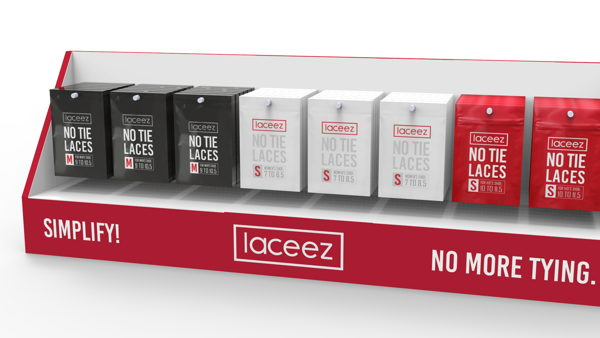 Laceez display