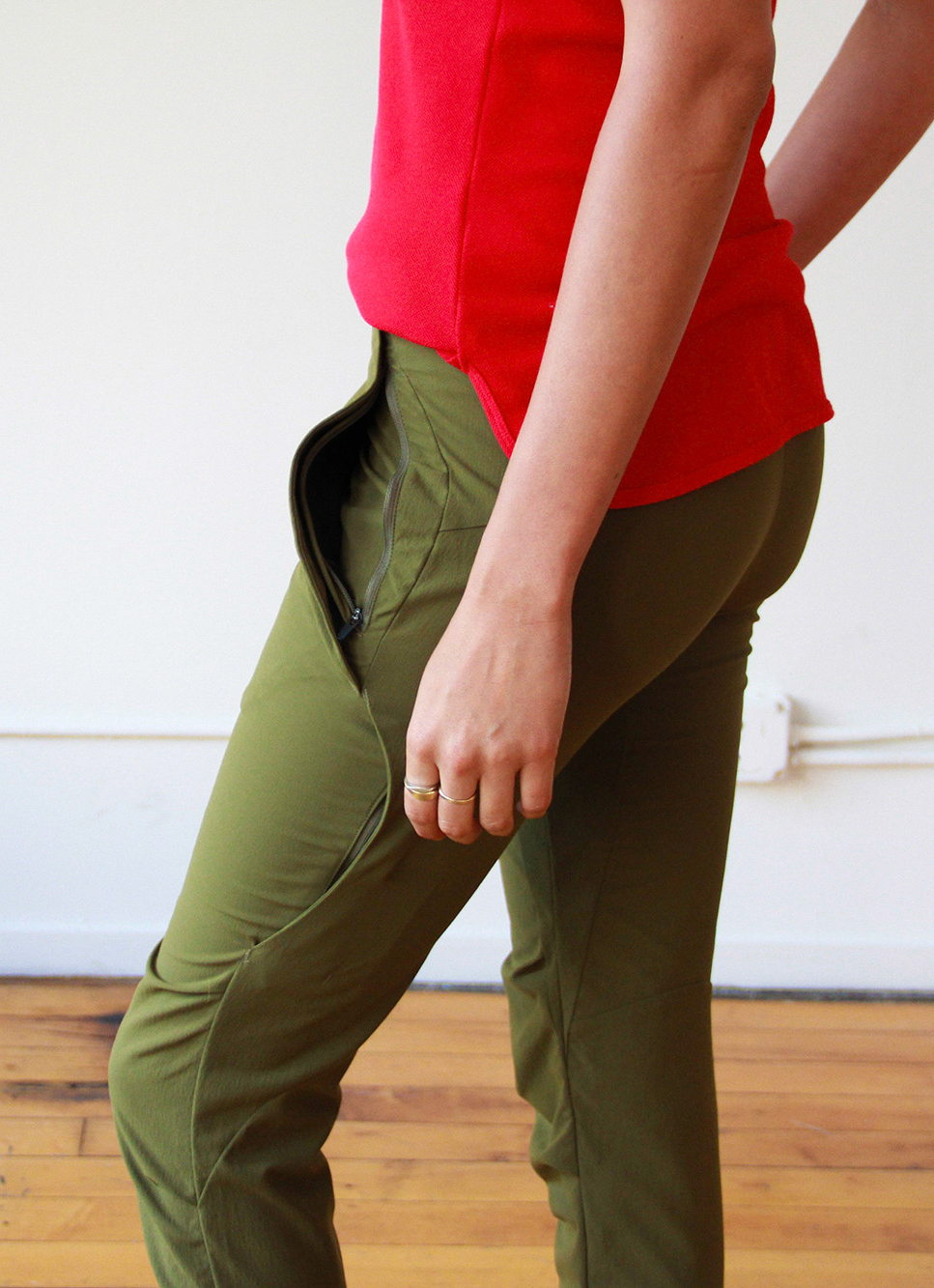 AURA – GLOBETROTTING LIGHTWEIGHT PANT