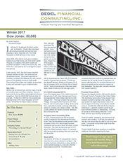 2017 Winter Newsletter