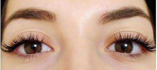 Eyelash Extension training Moka & Sarah