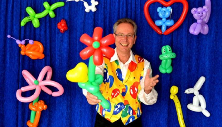 magic thomas ballonkuenstler ballonkünstler neu