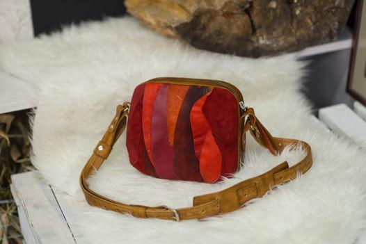 Компактная сумка через плечо KYLA crossbody