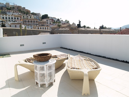 Ibiza - House for sale with unique views over Ibiza town