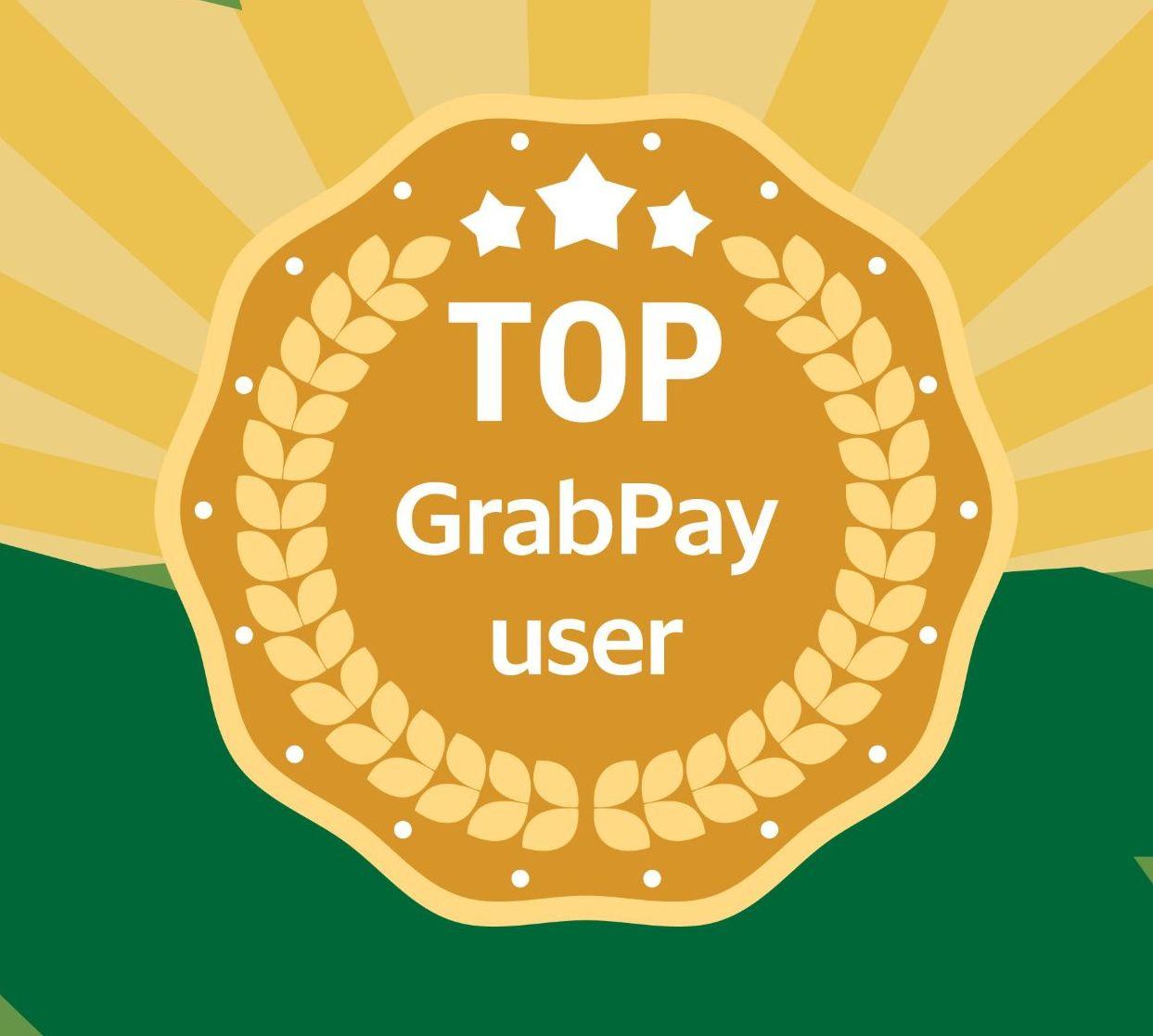 Top grabpay user