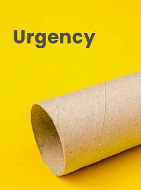 For Urgency