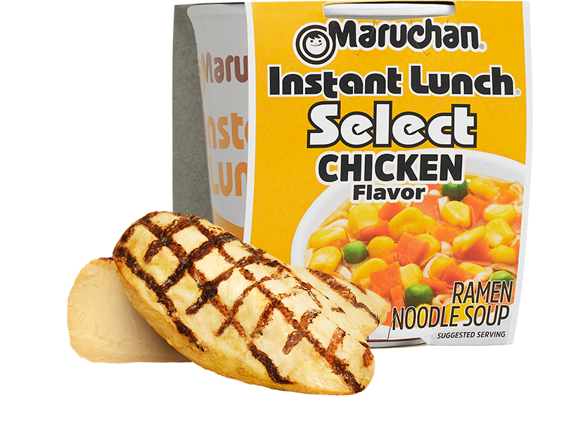 Select Chicken Flavor