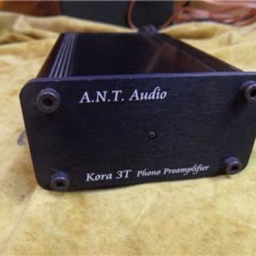 ANT Kora 3T Limited Edition MM Phonostage