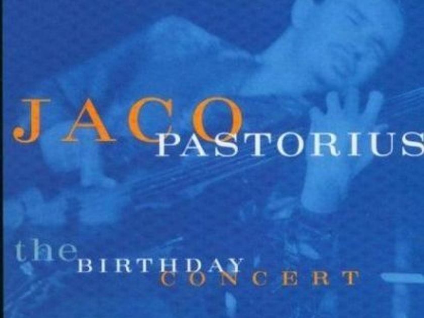 Jaco Pastorius - Birthday Concert live Jaco w/ an All Star cast