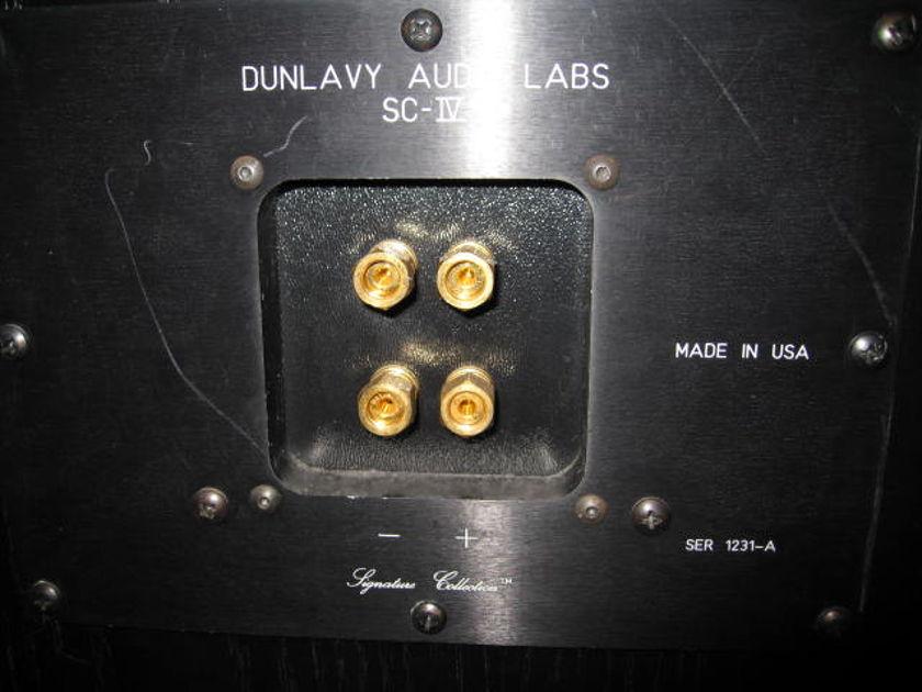 Dunlavy SC-IV