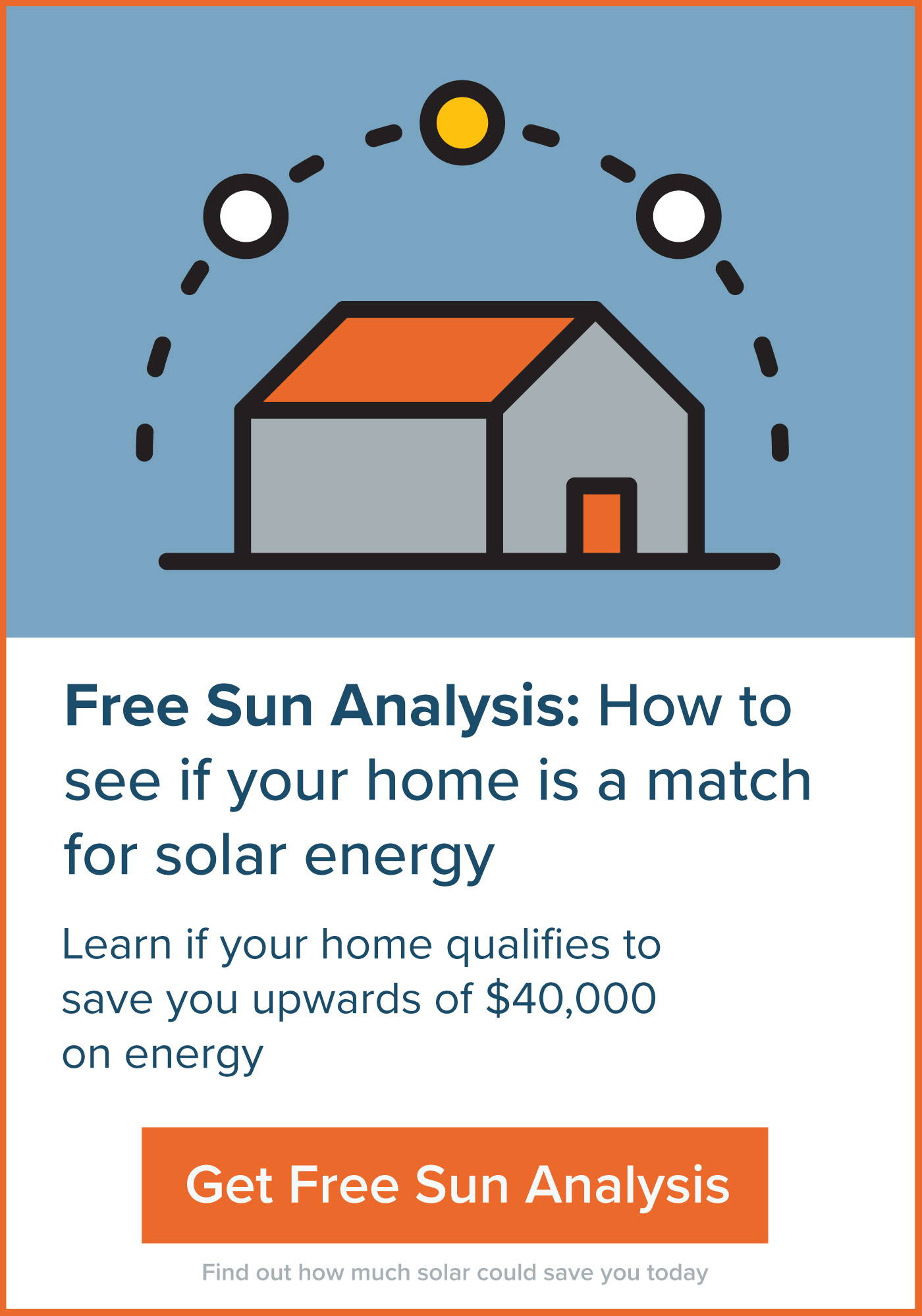 Click for a free sun analysis for your home