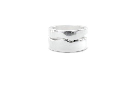 Серебряное кольцо Река