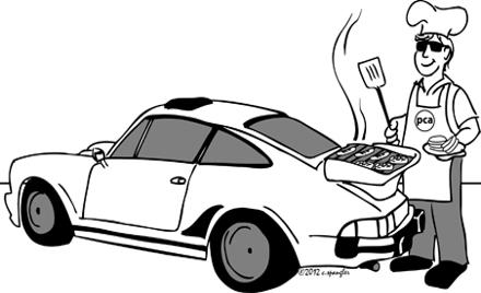 PorscheFest BBQ Dinner Tickets