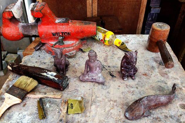 Камбоджа хенд-мейд. Обзор мастерских ручной работы