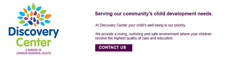 Click here to learn more about Discover Center