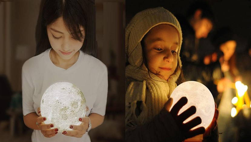 Free Delivery Moon Lamp, Child Safe Levitating Moon Lamp, 2021 Lamps, 2020 Moon Lamps