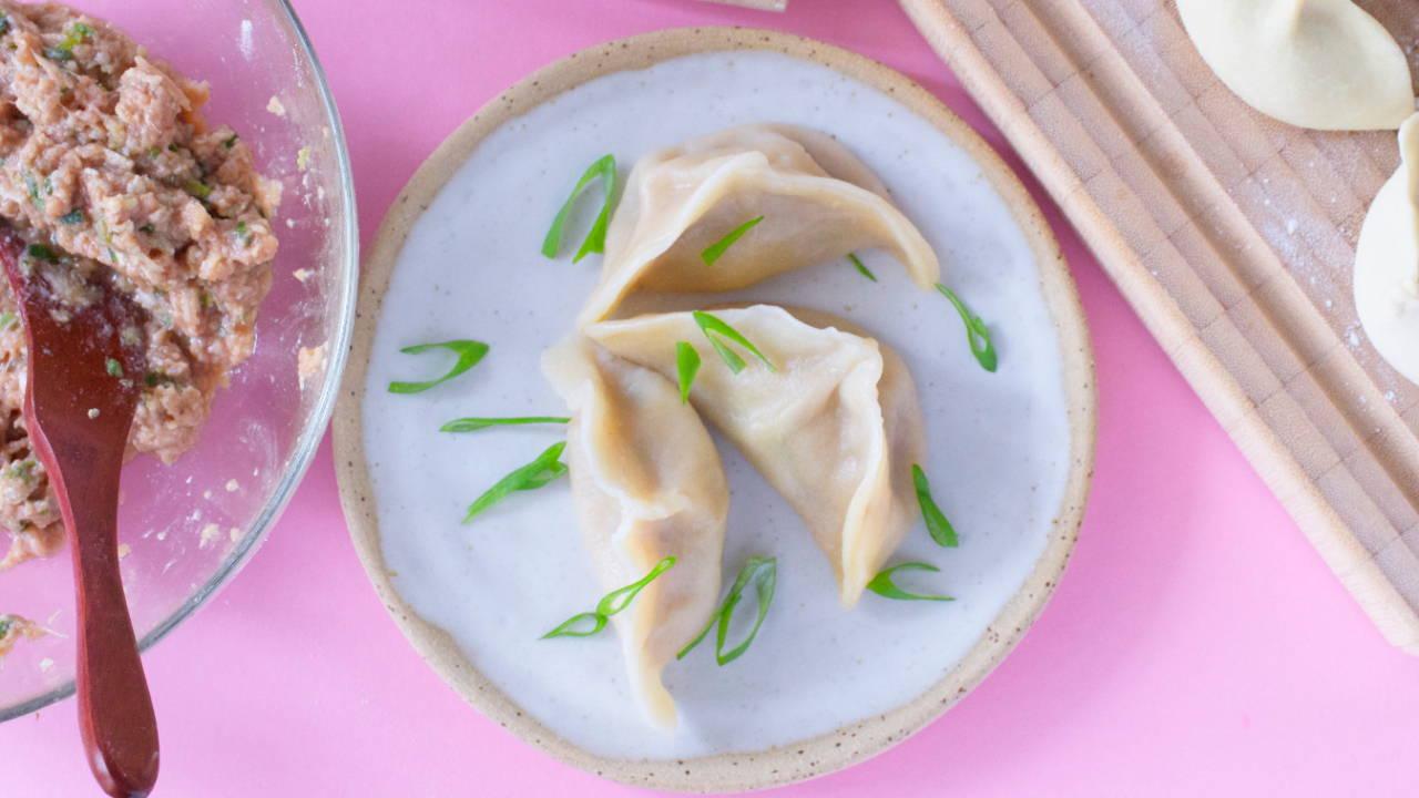 Chinese Dumplings