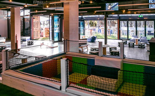 The Cabin Event Space in East Perth - for kids of all ages - 0